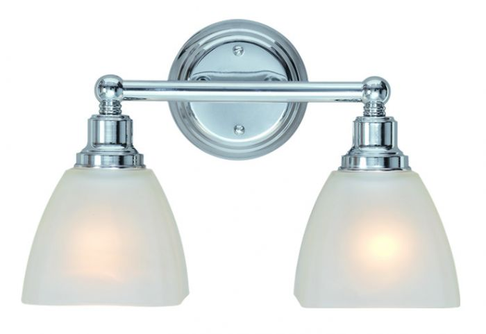 Bradley 2 Light Vanity