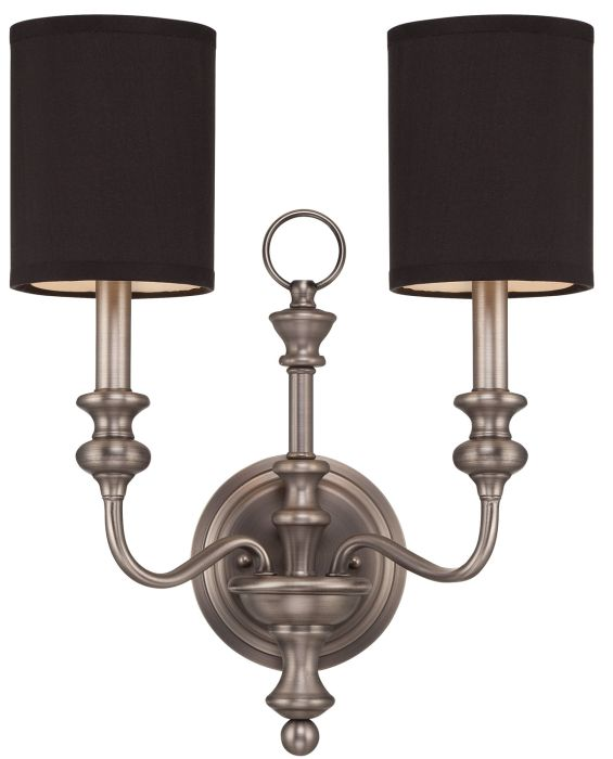 Willow Park 2 Light Wall Sconce