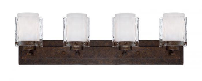 35404-PR Vanity Light Peruvian Bronze