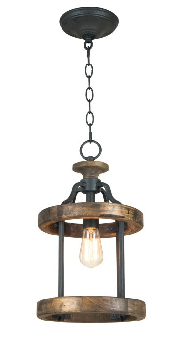 Ashwood 1 Light Mini Pendant