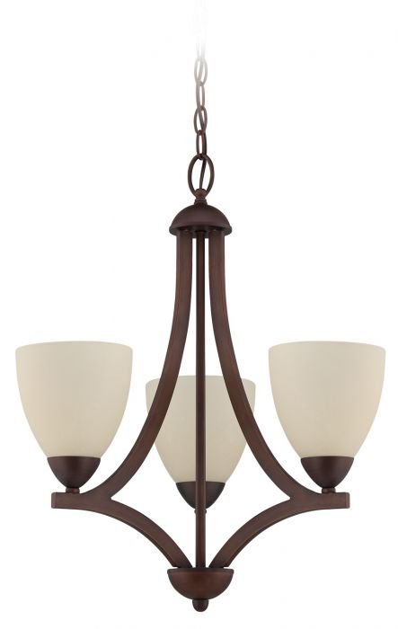 Almeda 3 Light Chandelier