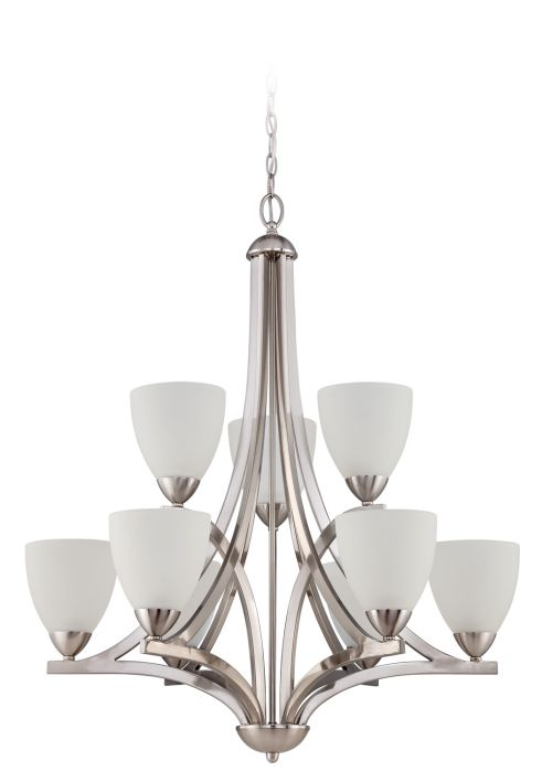 Almeda 9 Light Chandelier