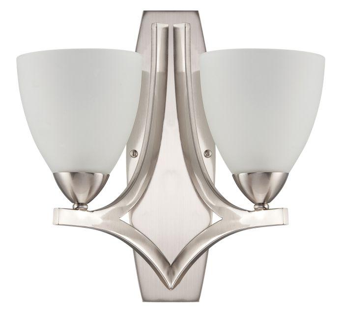 Almeda 2 Light Vanity