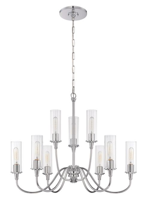 Modina 9 Light Chandelier
