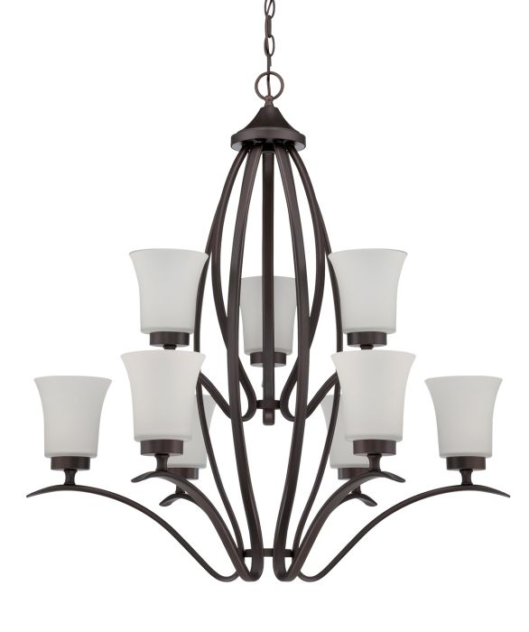 Northlake 9 Light Chandelier