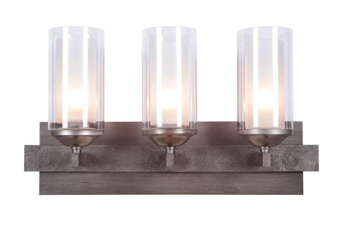39303-NIVNI Vanity Light Natural Iron-Vintage Iron