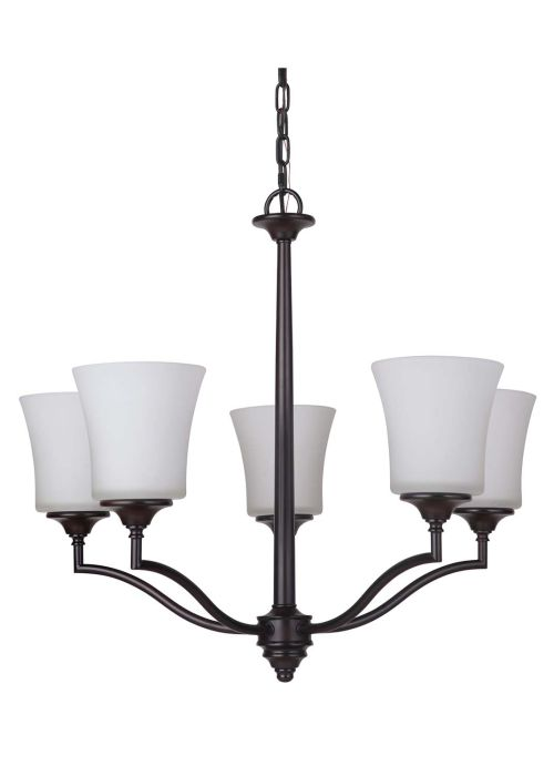 Helena 5 Light Chandelier