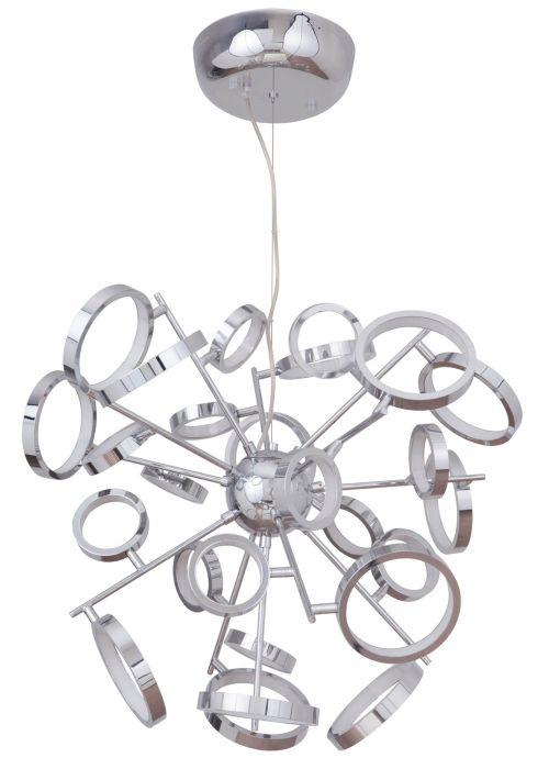47126-CH-LED LED Chandelier Chrome