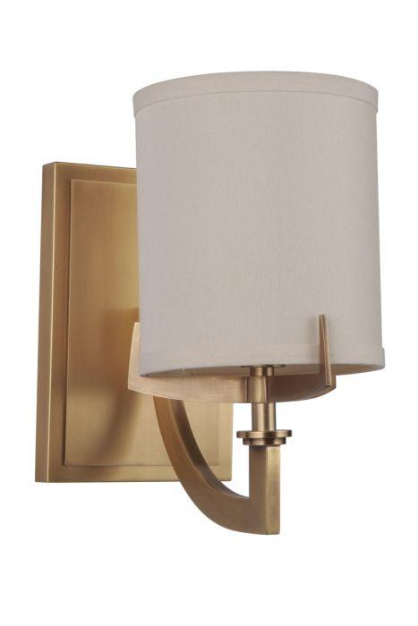 48361-VB Wall Sconce Vintage Brass