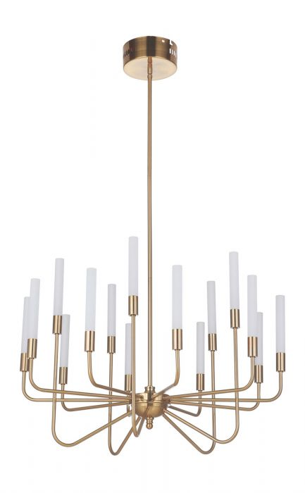 Valdi 15 Arm LED Chandelier