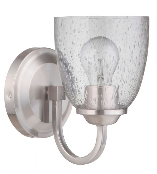 Serene 1 Light Wall Sconce