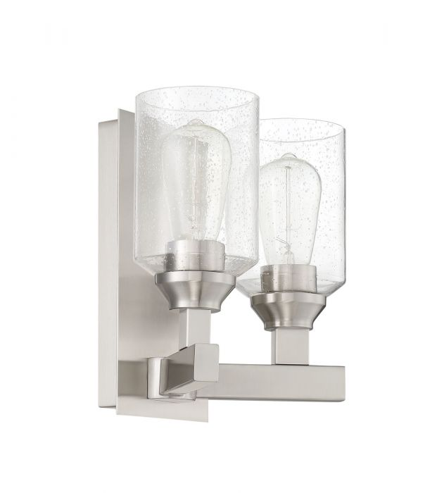 Chicago 2 Light Wall Sconce