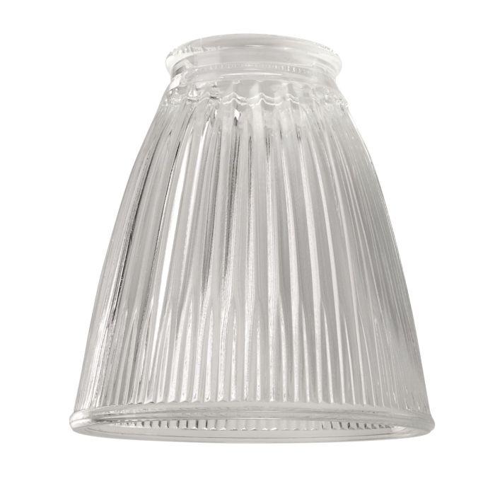 757C Fan Glass
