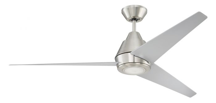 """Acadian 56"""" Ceiling Fan with Blades and Light Kit"""