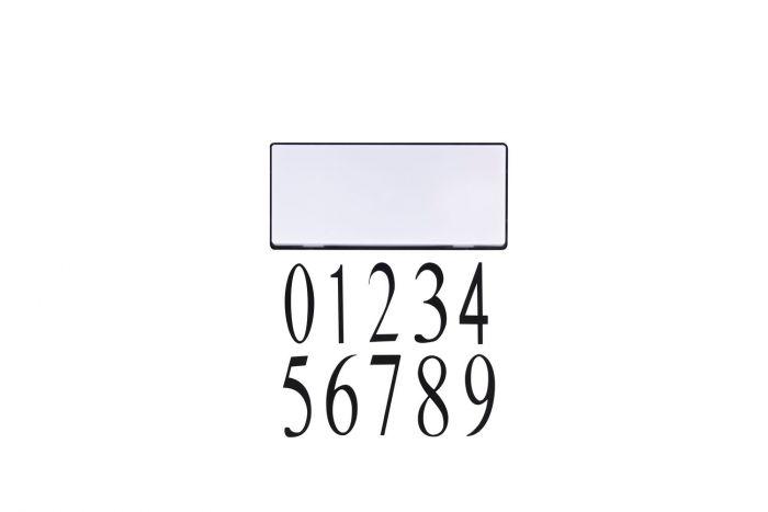 Address Plaque - AP1000-FB-LED