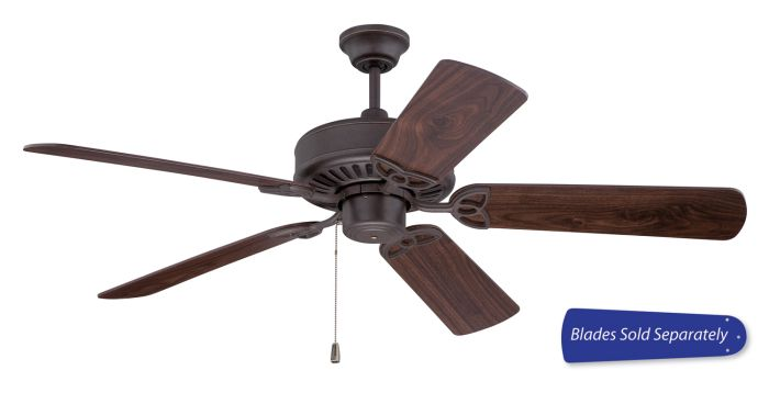 "American Tradition 52"" Ceiling Fan (Blades Sold Separately)"