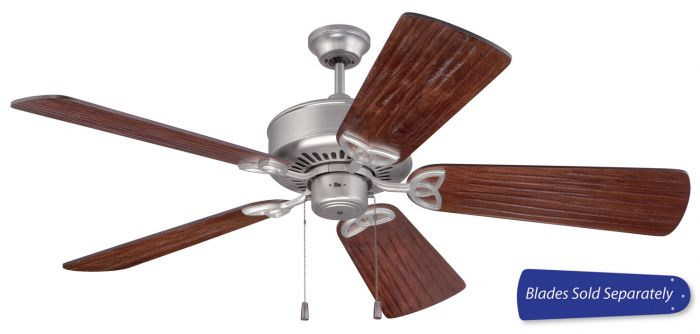 """American Tradition 52"""" Ceiling Fan (Blades Sold Separately)"""