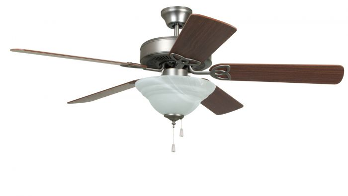 BLD52AN5C1 Ceiling Fan (Blades Included) Antique Nickel