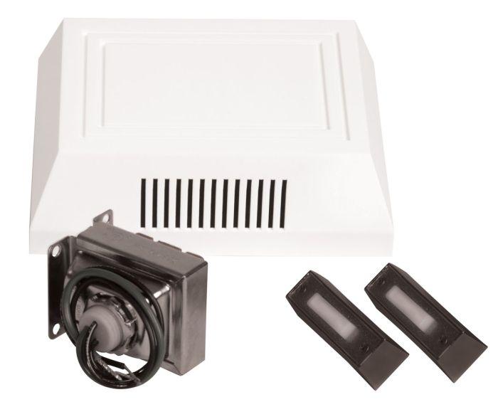C102L-BZ Lighted Chime Kit White