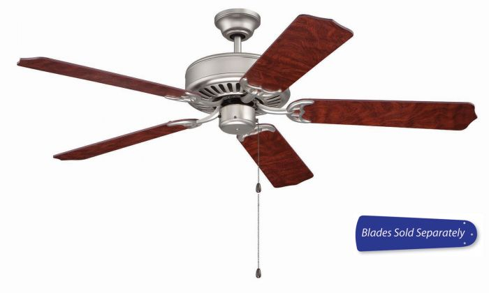 "Pro 52"" Ceiling Fan (Blades Sold Separately)"