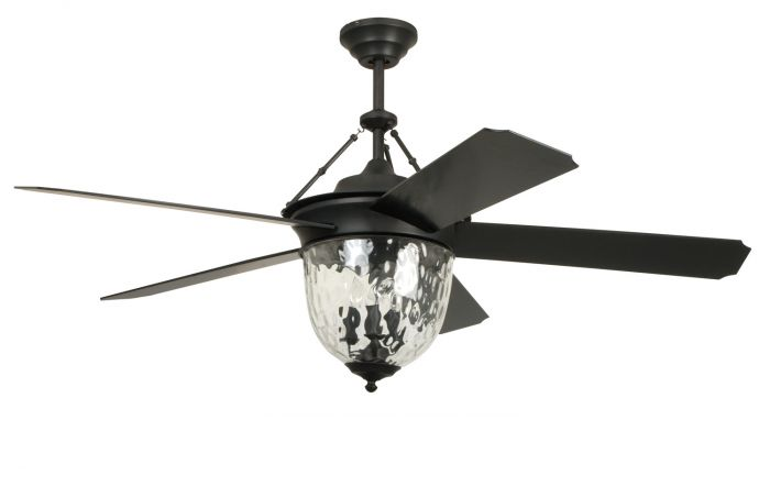 CAV52ABZ5LK Ceiling Fan (Blades Included) Aged Bronze Brushed