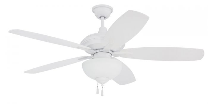"Copeland 52"" Ceiling Fan with Blades and Light Kit"