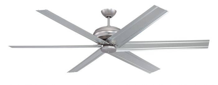 "Colossus 96 96"" Ceiling Fan with Blades"