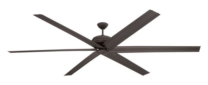 """Colossus 96 96"""" Ceiling Fan with Blades"""