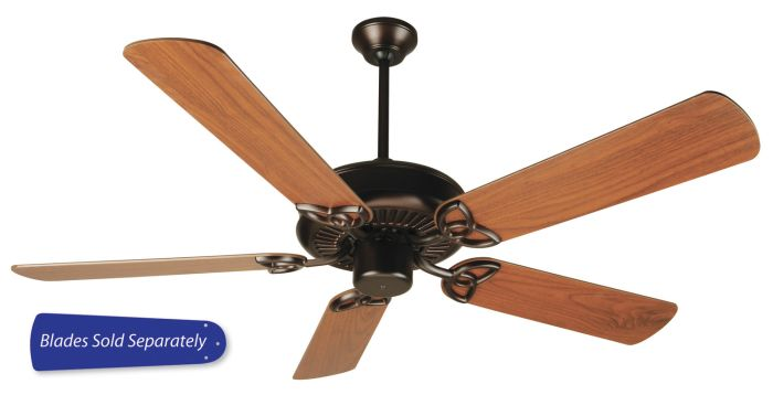 """CXL 52"""" Ceiling Fan (Blades Sold Separately)"""