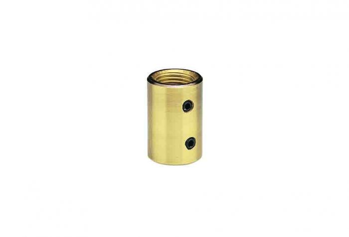 "1/2"" Downrod Coupler Threaded Coupler"