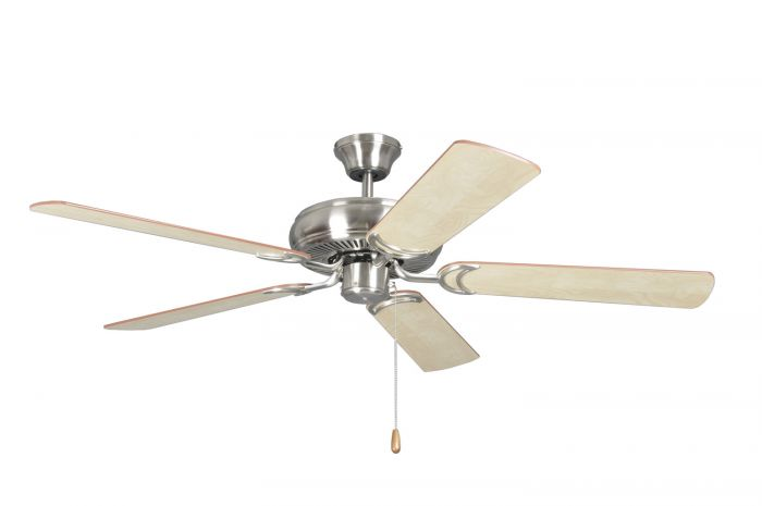 "Decorator's Choice 52"" Ceiling Fan with Blades"