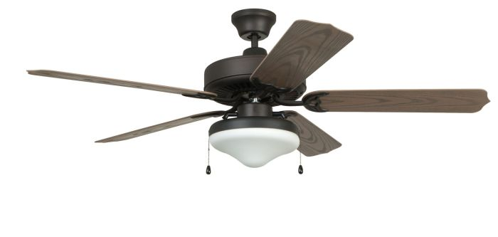 End52abz5c 52 Ceiling Fan With Blades And Light Kit