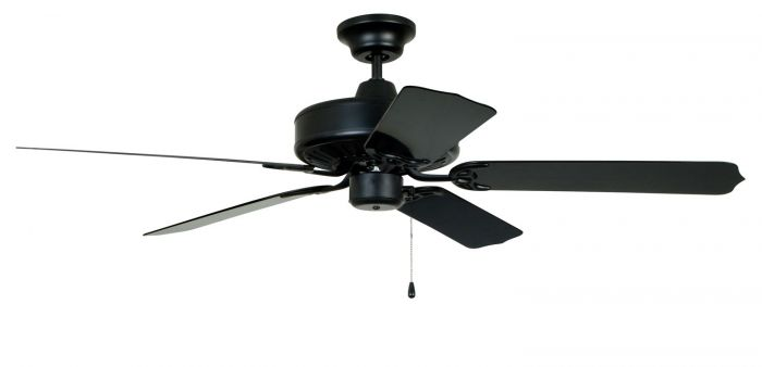 "Enduro Plastic 52"" Ceiling Fan with Blades"