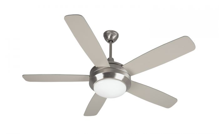 "Helios 52"" Ceiling Fan with Blades and Light Kit"