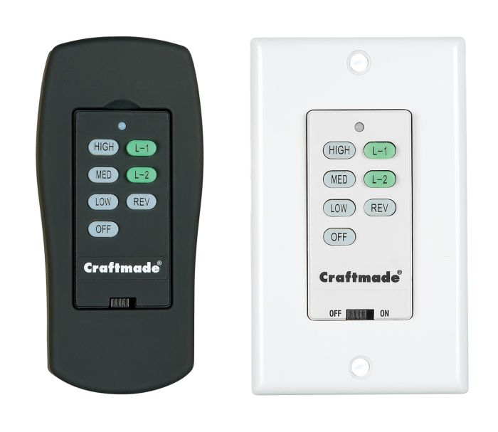 CXL Model Specific ICS Wall & Remote Control System