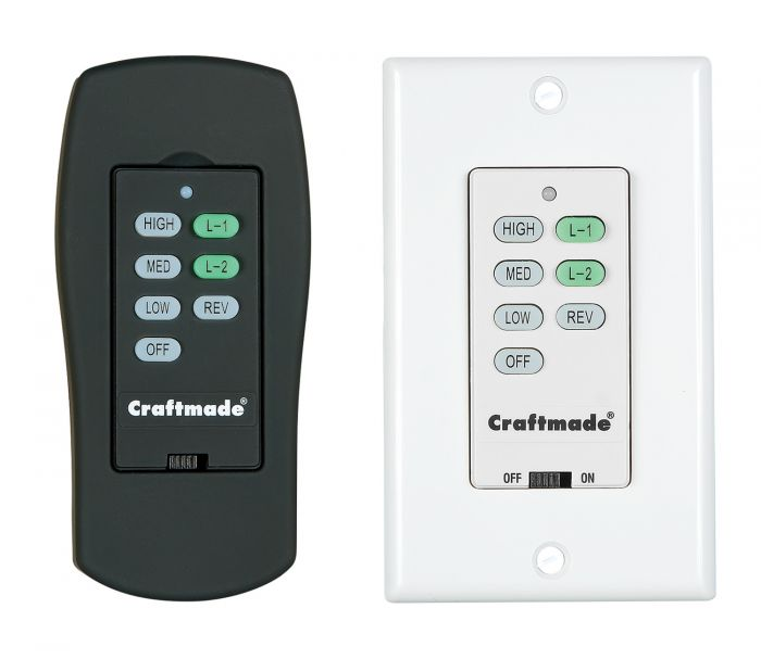 Model Specific ICS Wall & Remote Control System