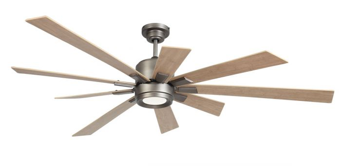 "Katana 72"" 72"" Ceiling Fan (Blades Sold Separately)"
