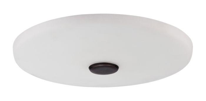 Elegance Bowl Light Kit 1 Light Low Profile LED Fan Light Kit