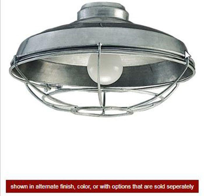 Outdoor Bowl Light Kit - LK984W