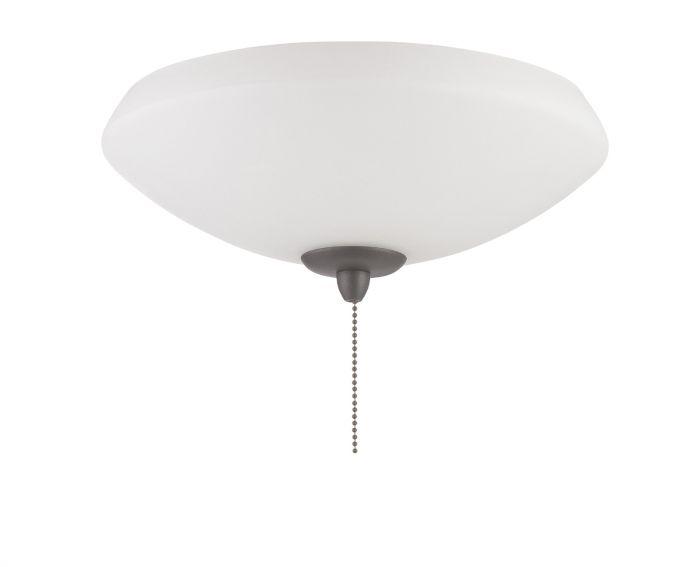 LKE201WF-LED Fan Light Kit White Frost