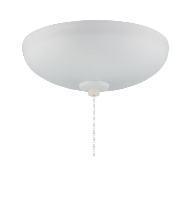 LKE302WF-LED Fan Light Kit White Frost