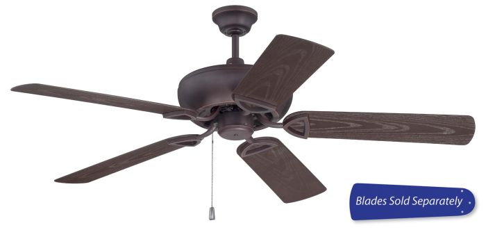"Leeward 52"" Ceiling Fan (Blades Sold Separately)"