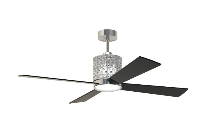 """Marissa 52"""" Ceiling Fan with Blades and Light Kit"""