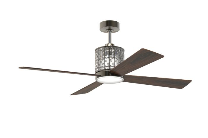 "Marissa 52"" Ceiling Fan with Blades and Light Kit"