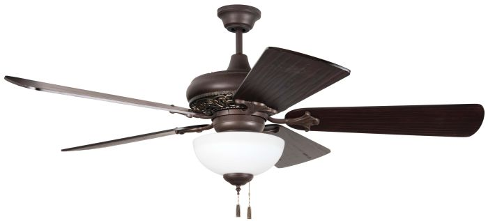 "Mia 52"" Ceiling Fan with Light (Blades Sold Separately)"