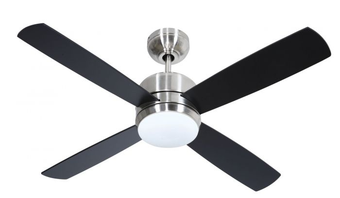"""Montreal 44"""" Ceiling Fan with Blades and Light Kit"""