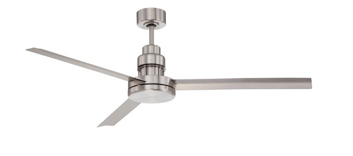 """Mondo 54"""" 54"""" Ceiling Fan with Blades"""