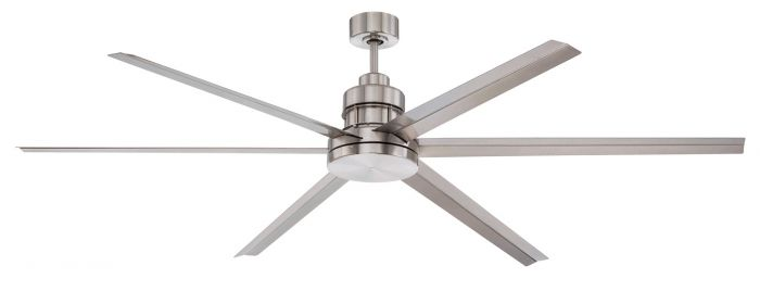 "Mondo 72"" 72"" Ceiling Fan with Blades"