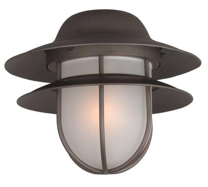 Outdoor Bowl Light Kit 1 Light Outdoor Bowl Fan Light Kit
