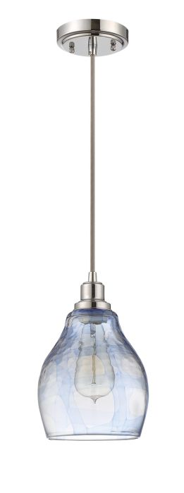 P615CH1 Mini Pendant Chrome